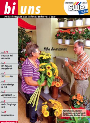 Ausgabe 01 2010