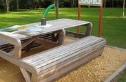 Förderprojekt Picknick