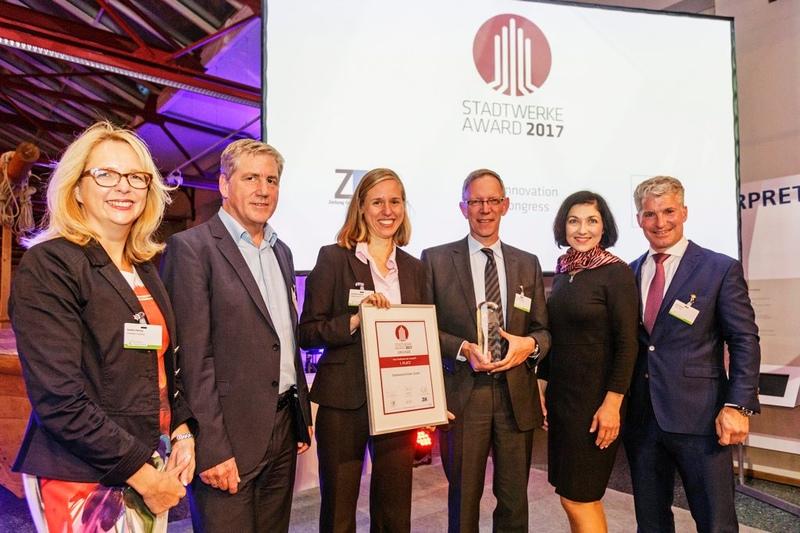 Stadtwerke Award 2017 Stadtwerke Emden